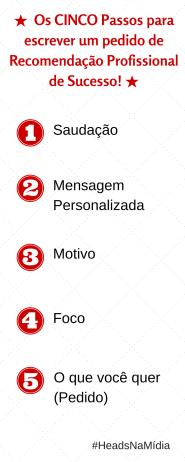 #CincoPassos