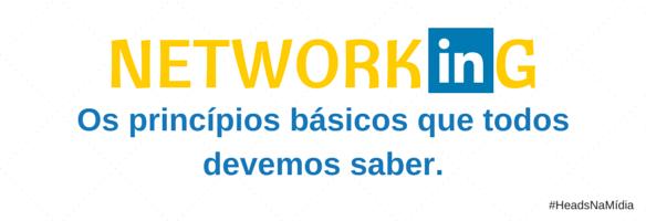 Networking, principios